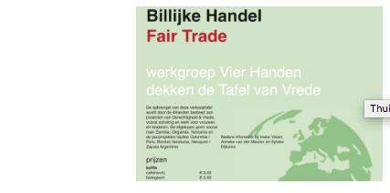 Thuisbezorging FairTrade